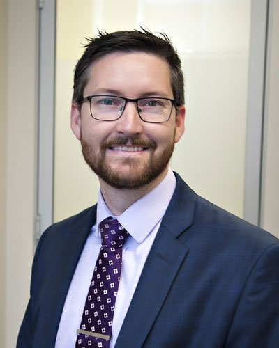 Dr Brettt McClelland of Hunter Hand Surgery Newcastle