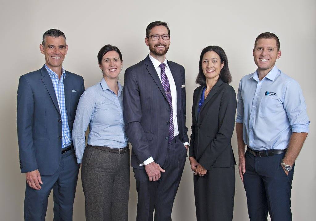 The Multidisciplinary Duypuytren's Clinic Team